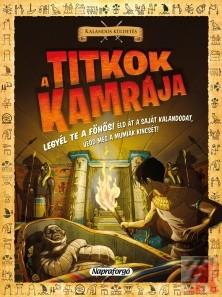 KALANDOS KÜLDETÉS - A TITKOK KAMRÁJA