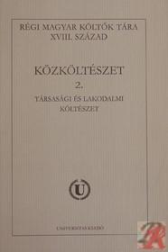 KÖZKÖLTÉSZET 2.