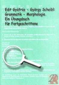 GRAMMATIK - MORPHOLOGIE