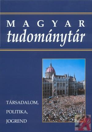 MAGYAR TUDOMÁNYTÁR 4. kötet