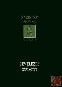 LEVELEZÉS XXV.