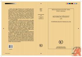 KÖZKÖLTÉSZET 3. A TÁRSADALMI ÉLET KÖLTÉSZETE 3/A