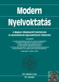 MODERN NYELVOKTATÁS 2011. 4. szám