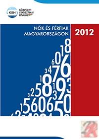 NŐK ÉS FÉRFIAK MAGYARORSZÁGON, 2012