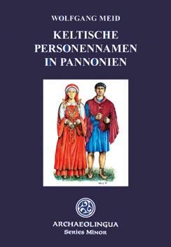 KELTISCHE PERSONENNAMEN IN PANNONIEN