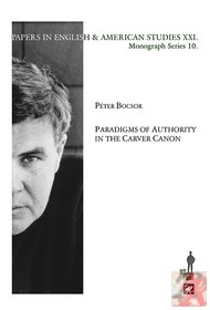 PARADIGMS OF AUTHORITY IN THE CARVER CANON