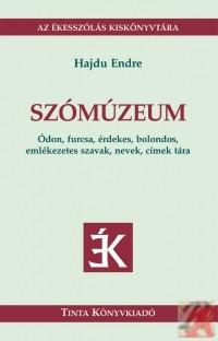 SZÓMÚZEUM
