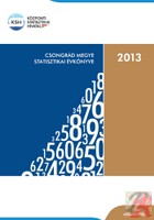 CSONGRÁD MEGYE STATISZTIKAI ÉVKÖNYVE, 2013