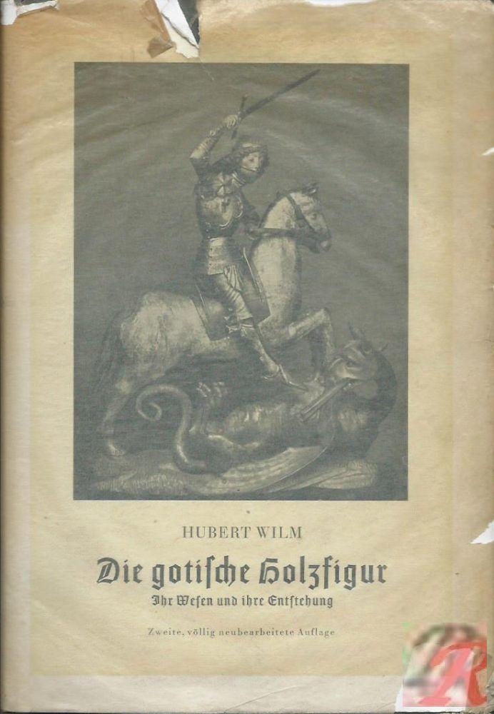 DIE GOTISCHE HOLZFIGUR