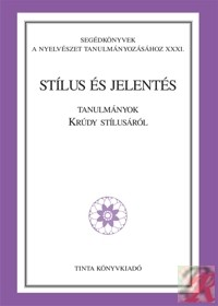 STÍLUS ÉS JELENTÉS