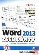 MS WORD 2013 ZSEBKÖNYV