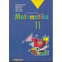 SOKSZÍNŰ MATEMATIKA 11.