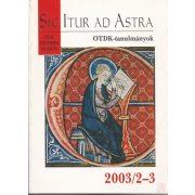SIC ITUR AD ASTRA 2003/2-3