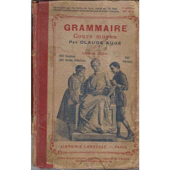 GRAMMAIRE - COURS MOYEN