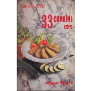 33 CUKKINI RECEPT
