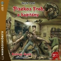 PISZKOS FRED, A KAPITÁNY - hangoskönyv