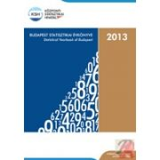 BUDAPEST STATISZTIKAI ÉVKÖNYVE, 2013