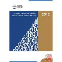 TERÜLETI STATISZTIKAI ÉVKÖNYV, 2012