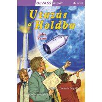 UTAZÁS A HOLDBA - Olvass velünk! 4. szint