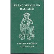 FRANCOIS VILLON BALLADÁI