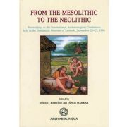 FROM THE MESOLITHIC TO THE NEOLITHIC