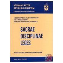 SACRAE DISCIPLINAE LEGES