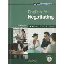 ENGLISH FOR NEGOTIATING