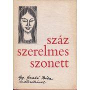 SZÁZ SZERELMES SZONETT
