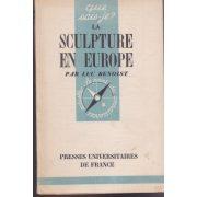 LA SCULPTURE EN EUROPE