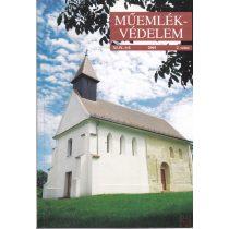 MŰEMLÉKVÉDELEM - XLIX. évf., 2005/2.