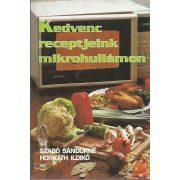 KEDVENC RECEPTJEINK MIKROHULLÁMON