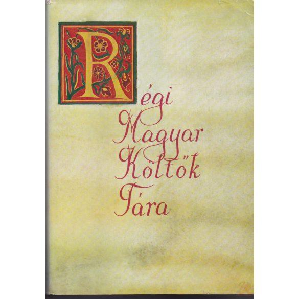 RÉGI MAGYAR KÖLTŐK TÁRA XVII. század 9. kötet