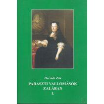 PARASZTI VALLOMÁSOK ZALÁBAN I. kötet