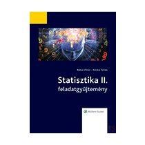STATISZTIKA II. FELADATGYŰJTEMÉNY + STATISZTIKA KÉPLETGYŰJTEMÉNY ÉS TÁBLÁZATOK