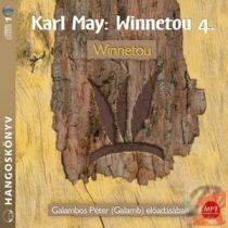 WINNETOU 4. – hangoskönyv