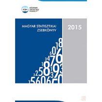 MAGYAR STATISZTIKAI ZSEBKÖNYV, 2015