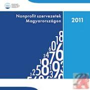 NONPROFIT SZERVEZETEK MAGYARORSZÁGON, 2011