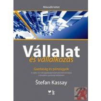 VÁLLALAT ÉS VÁLLALKOZÁS II.