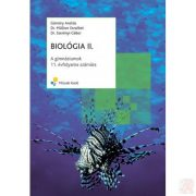 BIOLÓGIA II. a gimnáziumok 11. évfolyama számára