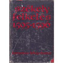 SZÉKELY FELKELÉS 1595-1596