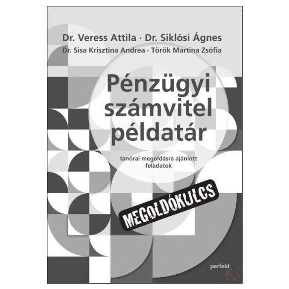 PÉNZÜGYI SZÁMVITEL PÉLDATÁR – MEGOLDÓKULCS