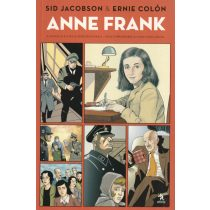 ANNE FRANK - KÉPREGÉNY