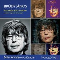 MAGYAROK KÖZT EURÓPAI – VERSKÉNT HALLGATHATÓ DALSZÖVEGEK - hangoskönyv