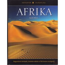 NAVIGÁTOR VILÁGATLASZ 3-4. kötet - AFRIKA 1-2. rész