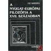 A NYUGAT-EURÓPAI FILOZÓFIA A XVII. SZÁZADBAN