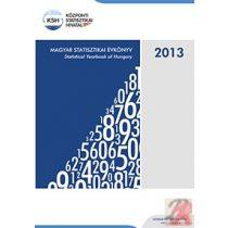 MAGYAR STATISZTIKAI ÉVKÖNYV, 2013