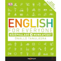 ENGLISH FOR EVERYONE: KÖZÉPHALADÓ 3. MUNKAFÜZET