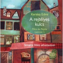 A REJTÉLYES KULCS - hangoskönyv