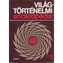 VILÁGTÖRTÉNELMI ENCIKLOPÉDIA 1-2. kötet