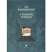 LEX BAIUVARIORUM – A BAJOROK TÖRVÉNYE